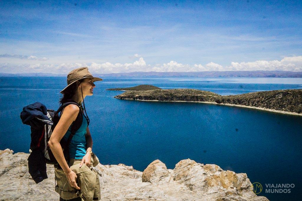Belén en una de las Islas del lago titicaca